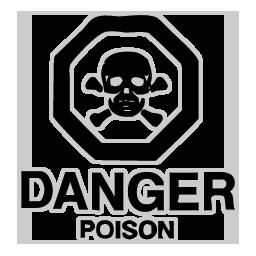 radiation symbol wallpaper