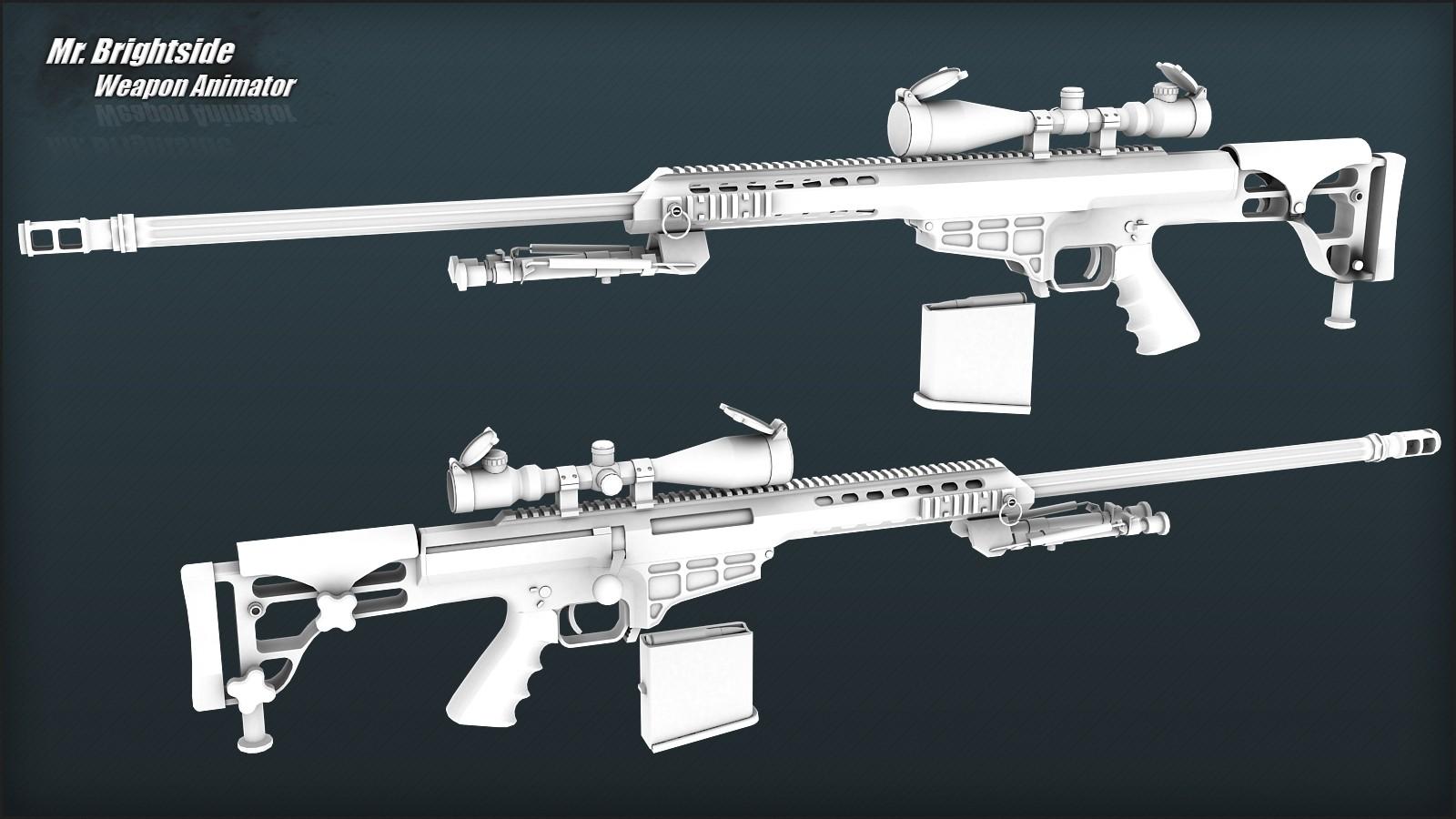 m98b sniper rifle - photo #35